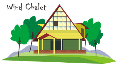 Wind Chalet - Weekend getaways near Pune